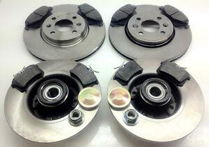 Genuine Comline Front Brake Disc Pads Set CBP32141