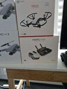 DJI Mavic Mini Drone- Brand New + Refresh Plan