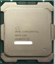Intel Xeon E5 2695 V4 ES QHV4 2.0GHz 18Core 45MB 36Threads 135W  CPU Processor