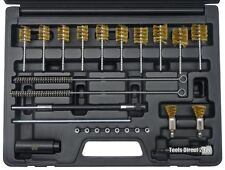 1231-WW Cleaning & Decarbonising Brush Set 26pc for Injector Apertures