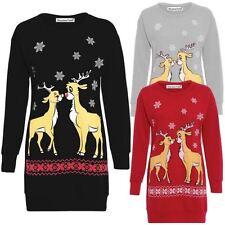 Damen-Pullover & -Strickware aus Baumwolle für Weihnachten