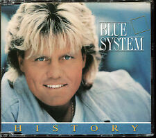 BLUE SYSTEM - HISTORY - CD MAXI [2407]
