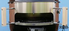 ROBs Xn1 Ofenaufsatz / Pizzaring / Erweiterbar: Mangal, Rotis, Wok, Watersmoker