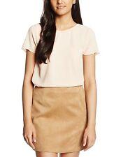 New Look Short Sleeve Regular Size Tops & Shirts for Women