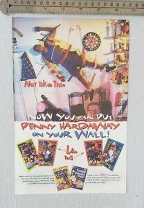 NBA Penny Hardaway RARE Print