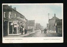 Somerset HIGHBRIDGE Church St London Drapery Post Cards for sale pre1919 PPC