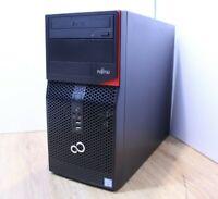 Fujitsu Esprimo P556 Windows 10 Tower PC Intel i5 6th Gen 2.7 4GB 500GB HDD WiFi
