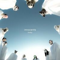 MOBY - INNOCENTS (DELUXE VERSION) 2 CD NEW!