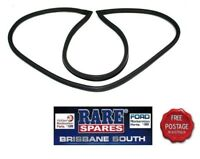 HOLDEN COMMODORE SEDAN VK VL ALL MODELS  EXCEPT CALAIS REAR WINDSCREEN SEAL