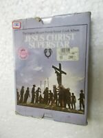 JESUS CHRIST SUPERSTAR MOTION PICTURE   RARE orig 2 CASSETTE TAPE INDIA indian