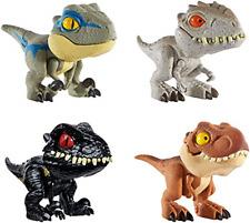 Jurassic World Snap Squad 4-Pack