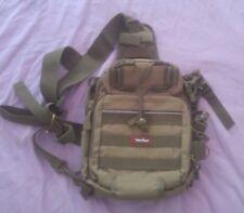 Nwt Piscifun Waterproof Outdoor Tackle Bag Single Shoulder Fishing Storage Bags