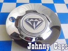 AZEV UNKNOWN Wheels [50] CHROME Center Caps # N/A Custom Wheel Center Cap (1)