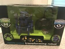 The Black Series Remote Control R/C Transforming Robot 2903070 New Race Car
