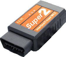 F SUPER 2 diagnostic Interface Scanner SCAN TOOL Reader OBD Focus Mondeo WIFI