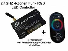 RGB Funk LED Controller Dimmer Schalter mit Memory-Funktion / Match-Funktion