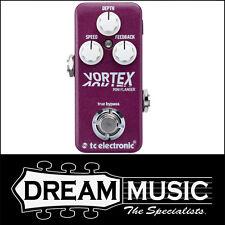 TC Electronic Vortex Mini Toneprint Enabled Flange Guitar Effects Pedal RP$229