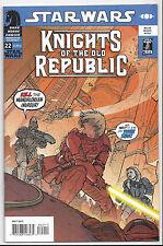 STAR WARS KNIGHTS OF THE OLD REPUBLIC #22 NEAR MINT 9.4