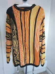 Coogi Sweater Pullover Größe XXL Top Zustand