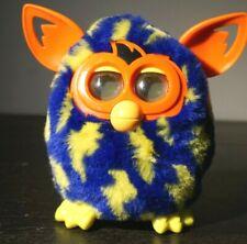 Furby Boom Interactive Pet Toy Pink Blue Orange Diamond 2012 Hasbro