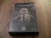 Pete Townshend - Empty Glass with Let my Love Open the Door Cassette Tape