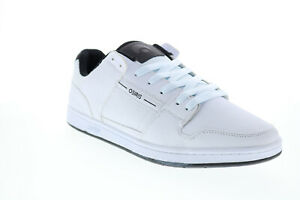 Osiris Vice 1360 225 Mens White Synthetic Skate Inspired Sneakers Shoes