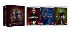 Hellraiser Trilogy (Blu-Ray:) Box Set Collection 1, 2 & 3 (Arrow Video Edition)