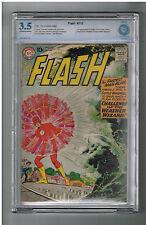 FLASH (V1) #110 CBCS Grade 3.5 Silver Age key issue: 1st Wally West/Kid Flash!