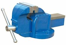BVF06 - Blue Power Fixed Bench Vice