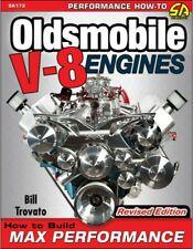 How To Build Performance Oldsmobile Manual V8S 330 350 400 425 455 Engine