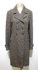 MARELLA Cappotto Trench Donna Lana Woman Wool Coat Sz.L - 46