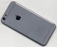 iPhone 6 4,7'' Silber-Grau Backcover Housing Gehäuse Rahmen Silver-Grey Weiss