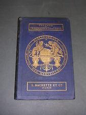 Bibliothèque des merveilles  Margollé Zurcher 1865 volcans tremblements de terre