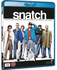 Snatch (Region Free) Blu Ray