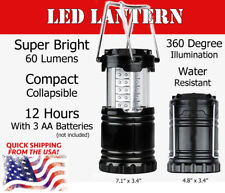 30 LED Lantern Light / Camping Survival Emergency Atomic Portable Mini Lamp