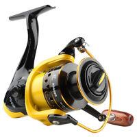 Spinning Fishing Reels,Saltwater/Freshwater Fishing Reel,5.2:1 Gear Ratio,13+1BB