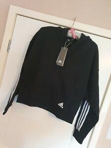 Ladies Adidas Hoodie Size 8 Bnwt