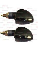 Luces y bombillas de indicadores de color principal negro para motos KTM
