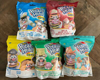 Mr. Potato Head Chips LOT of 5 Discontinued Retro Style Hasbro Toy New