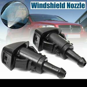 For Subaru Impreza 2008-2014 WRX STI Windshield Wiper Washer Jet Nozzle NEW