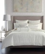 Hotel Collection Plume Textured Cotton Blend King Comforter Off White $485