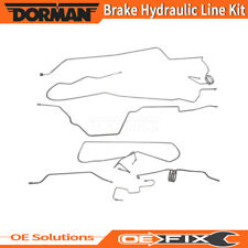 Dorman For 1997-1999 FORD F 150 Brake Hydraulic Line Kit Stainless Steel