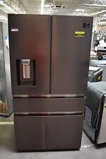 "Samsung RF23M8070DT 36"" Tuscan Stainless French Door Refrigerator NOB #50632 HRT"