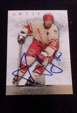 2012/13 UD Artifacts Jaromir Jagr Autographed Hockey Card