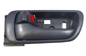for 2002 to 2006 Toyota Camry Inner Interior Inside Door Handle Gray Driver Side