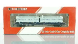 Red Caboose 100 Ton Evans Coil Car C&O HO scale