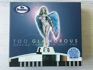 TOO GLAMOROUS - GRAEME PARK & JIM SHAFT RYAN - 2 X CD ALBUM - #536