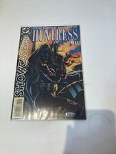 Showcase '94 #5 Chuck Dixon, Phil Jimenez, Huntress In A Protective Case
