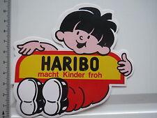 Aufkleber Sticker Haribo - Solingen - Lakritz - Süßigkeiten (6242)