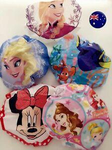 NEW Women Kids Girl Boy Children Hair Wrap Waterproof Bath Shower Head Cap Hat